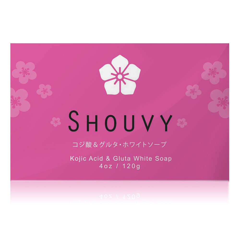 SHOUVY Kojic Acid Soap