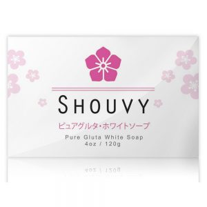 SHOUVY Pure Glutathione Soap