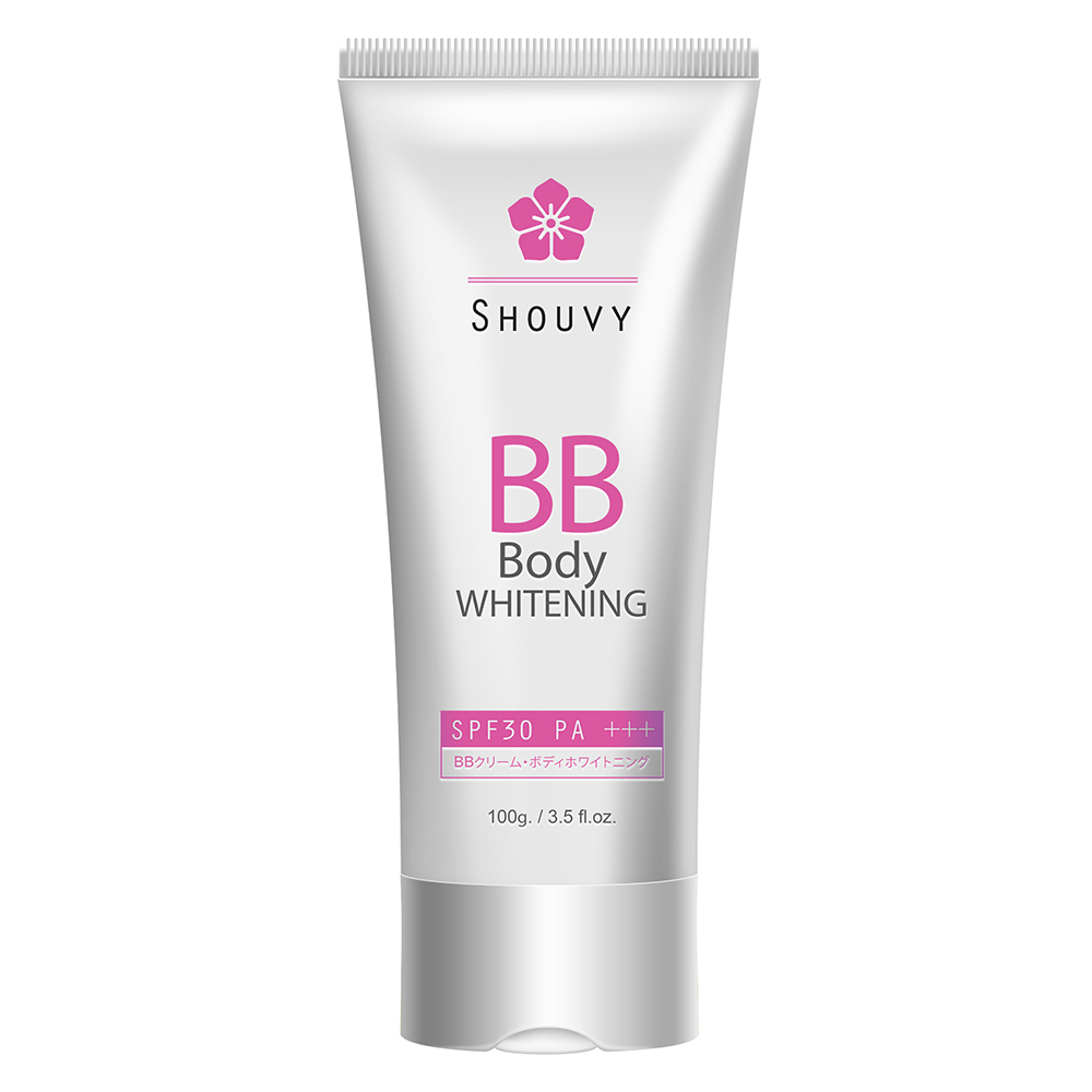 BB Cream Body Whitening SPF30 PA +++
